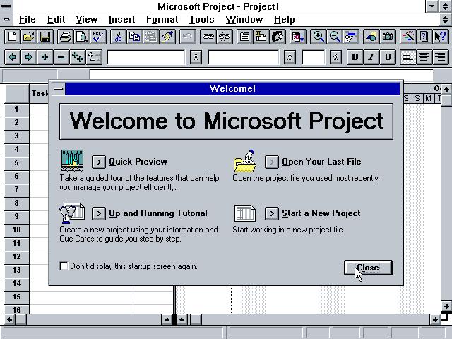 Microsoft office 4.0