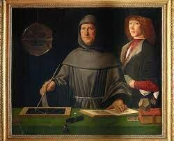 Friar Luca Pacioli