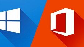 Windows e MS- Office  timeline