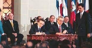 Acuerdo del procedimiento para la búsqueda de la paz por medios políticos