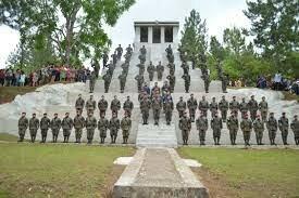 Reorganización importante del ejército.