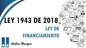Ley de Financiamiento de 2018