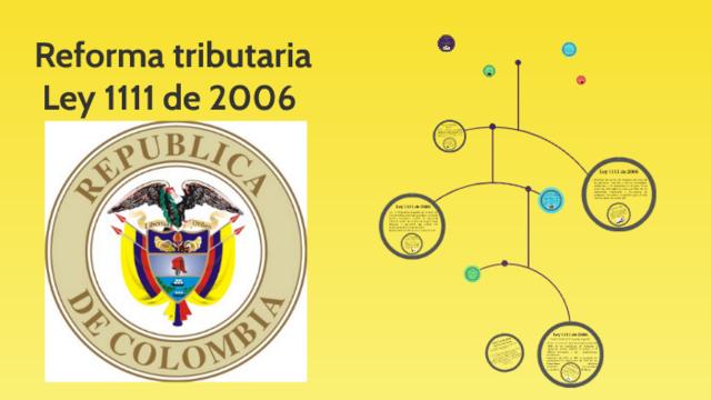Ley 1111 de 2006