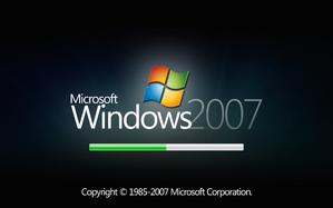 Windows 2007