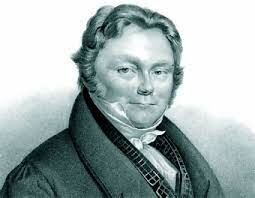 Jacob Berzelius (1779-1848)