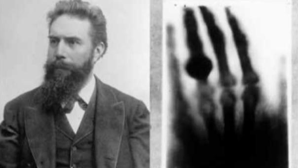 Wihelm Roengent (1852-1908)