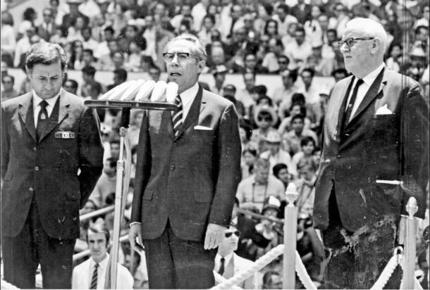 La administración de Gustavo Díaz Ordaz (1964-1970)