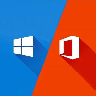 Versões dos sistemas operacionais: Microsoft e MS-Office timeline