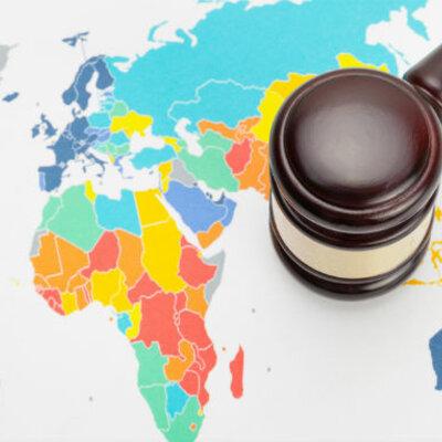 Historia del Derecho Internacional Público  timeline