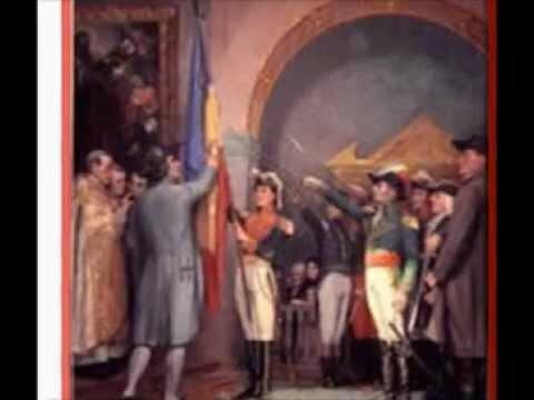 La constitución de la gran Colombia