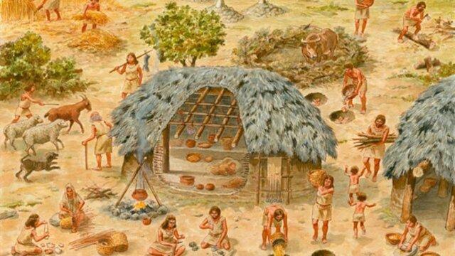 Las culturas primitivas