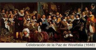 La Paz de Westfalia.