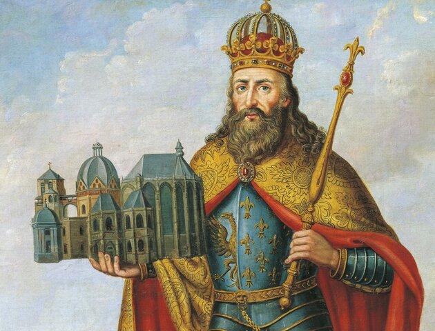siglo viii. Asentamiento del imperio Carolingio
