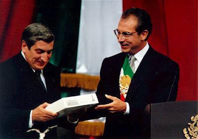 Administración de Ernesto Zedillo Ponce de León (1994 - 2000)