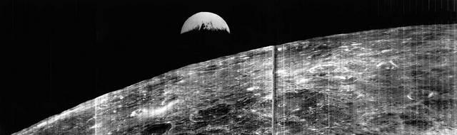 Surveyors and Lunar Orbiters