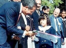 Apoyo a la educación en su totalidad para crear un mejor mexicano en desarrollo
