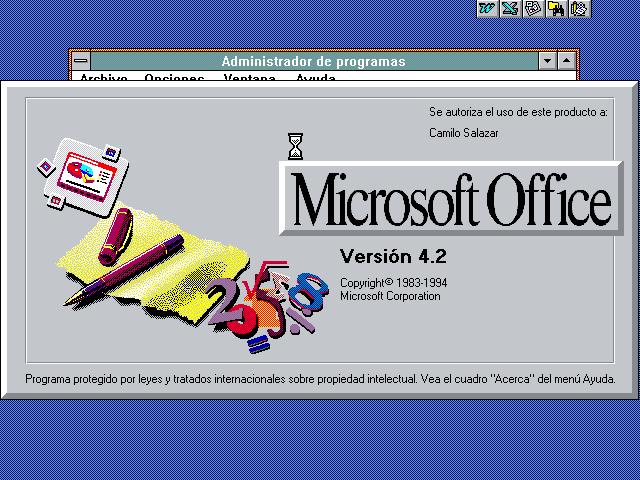 MS Office 4.2