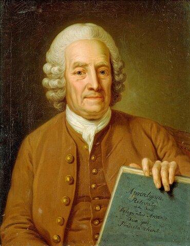 Emannuel Swedenborg (1688 - 1772)