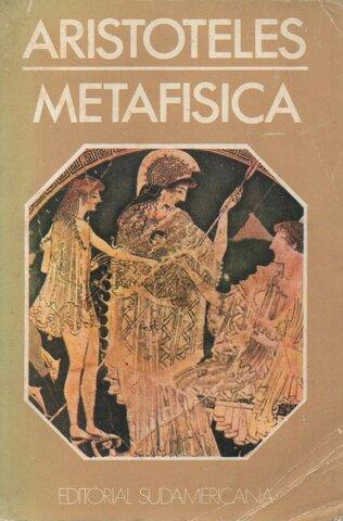 Aristóteles: Metafísica