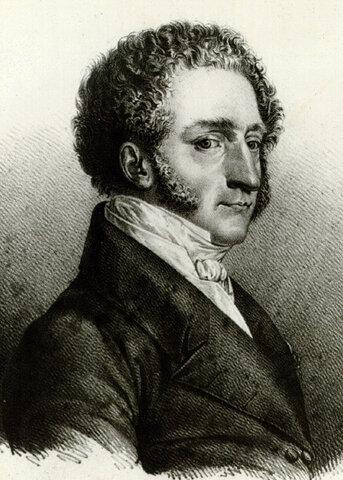 Bartolomeo Panizza  (1785-1867)