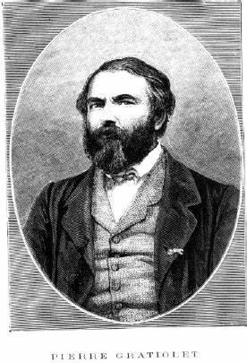 Louis Pierre Gratiolet (1815 - 1865)