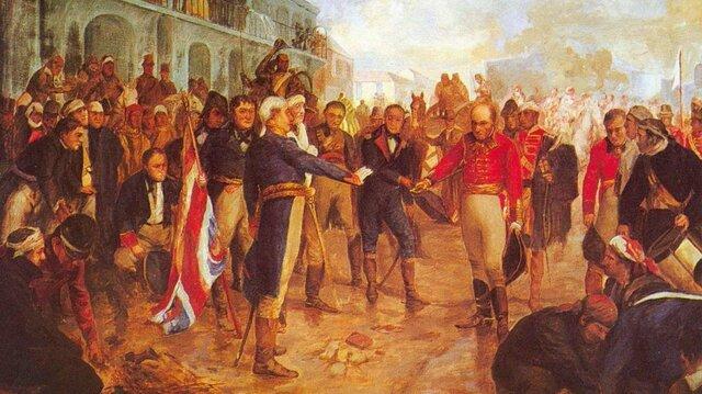 1°Invasión  Inglesa