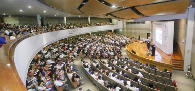Se realiza primer congreso internacional de estrategias