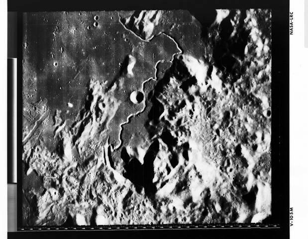 Lunar Orbiters and Surveyors
