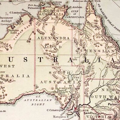 First Contact with Australia - The History timeline