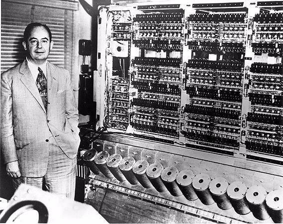 Arquitectura de von Neumann-EDVAC