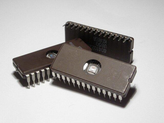 Circuito integrado o microchip