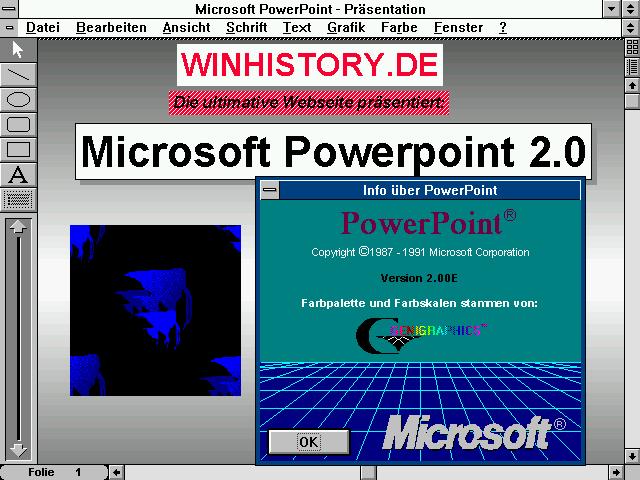 MS Office 1.5 - Excel aprimorado (com o Word 1.1 e PowerPoint 2.0)