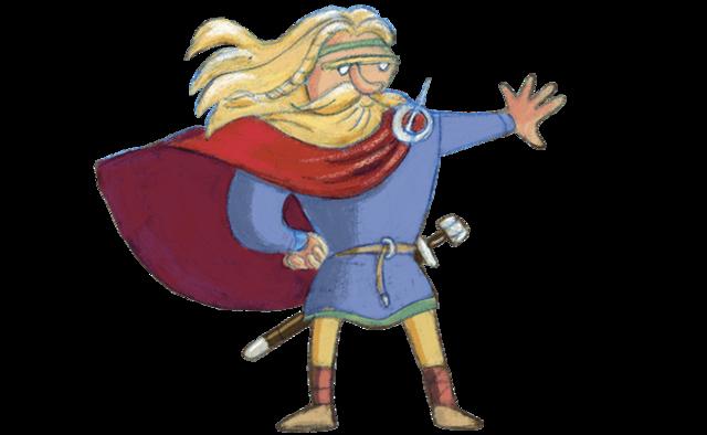 Harald Hårfagre blir konge