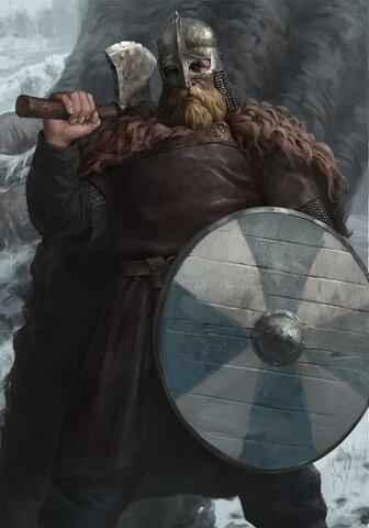 Eirik Blodøks blir konge