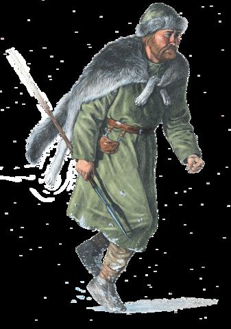 Harald Gråfell blir konge