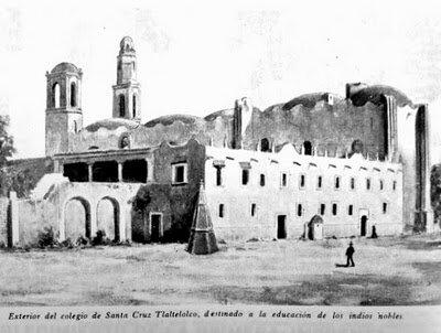 Colegio de santa cruz de Tlatelolco