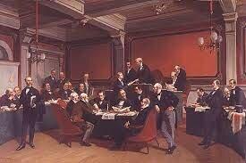 1864 Primera Convenio de Ginebra