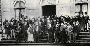 1899 La primera Convención de La Haya