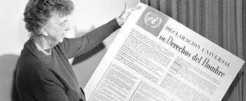 2 mayo 1948  Declaración Americana de los Derechos y Deberes del Hombre.
