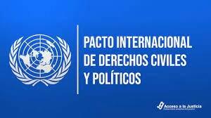 1966 Pacto Internacional de Derechos Civiles y Políticos.