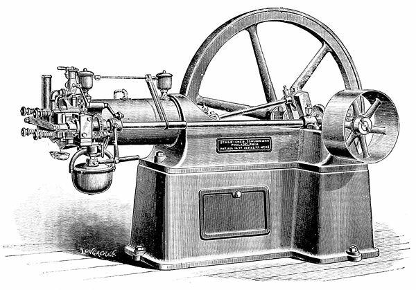 El motor de combustión