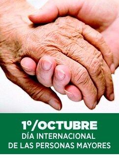 Día Internacional de las Personas Adultas Mayores