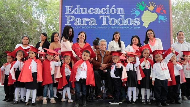 Universalización y educación para todos.