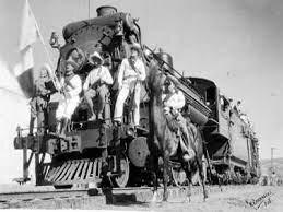 Movimiento de ferrocarrileros