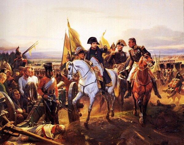 Napoleón Bonaparte toma el poder