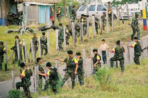 Confrontaciones armadas