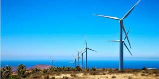 Planta generadora de energía eólica. Tenjo (Cundinamarca)