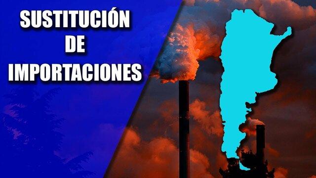 CRECIMIENTO ECONOMICO CON BASE EN EL MODELO DE SUSTITUCION DE IMPORTACIONES