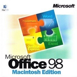 Microsoft Office 98