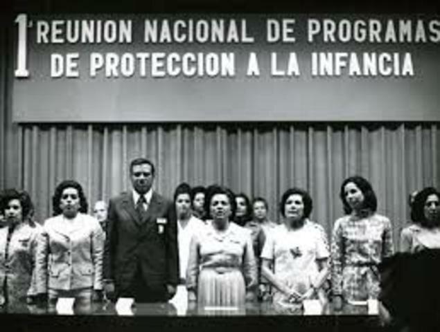 1961 Instituto Nacional de Protección a la Infancia (INPI)